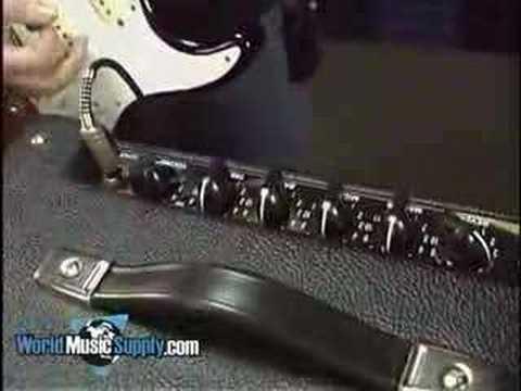 Fender Blues Junior Amplifier Demo