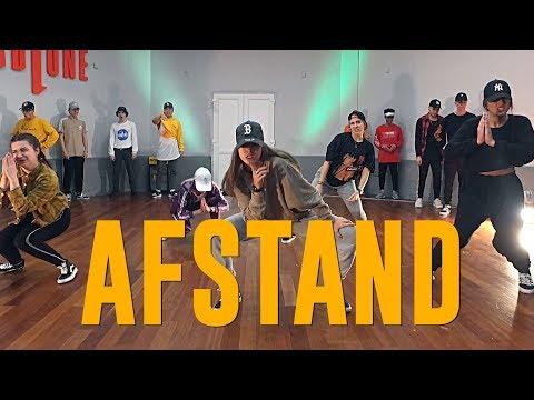 "Dopebwoy ""AFSTAND"" Choreography"