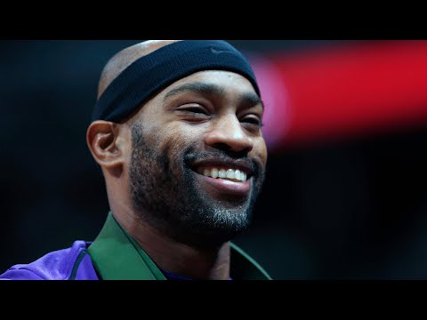 Vince Carter launches scholarship program for GTA students