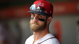 Bryce Harper to Chicago White Sox For Record Breaking 400 Million Dollar Deal???
