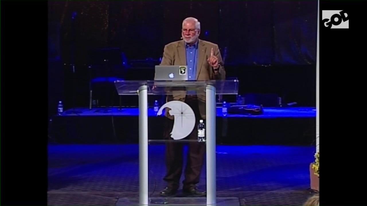 Rick Joyner - Be Baptized in the Spirit and be Set Free