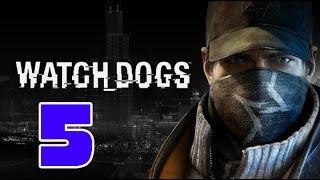 Watch Dogs PL 5 (Pościgi policyjne)