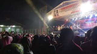 Puja Syarma - Ya Habibal Qolbi dipesta rakyat Seruyan
