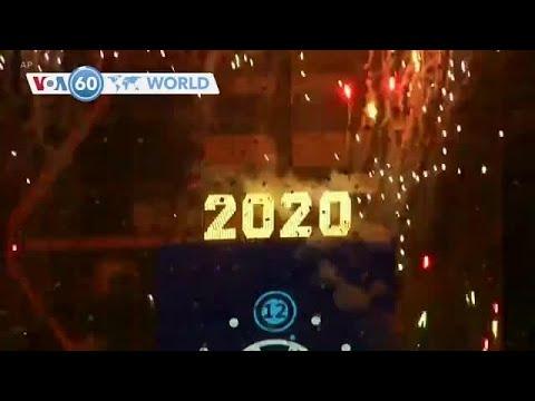 VOA國際60秒(粵語): 2020年1月1日
