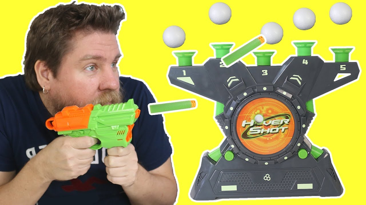 Hover Shot The Ultimate Target Shooting Challenge Game Youtube