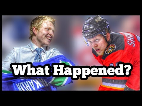 He Was A MACHINE In Junior! What Happened To Hunter Shinkaruk