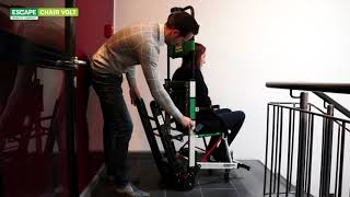 ELEKTRISCH TRAPHULPMIDDEL ESCAPE-CHAIR® VOLT INSTRUCTIEVIDEO (NL)
