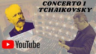 Tchaikovsky: Piano Concerto No. 1, Op. 23. Pascal GALLET #pianomusic #pianoman #pianotutorial
