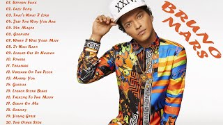 BRUNO MARS GREATEST HITS TOP ALBUM | NO ADS | fpstudio