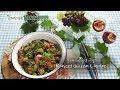 [셰프테이블/포도] 강레오 셰프의 Roasted chicken & Grape