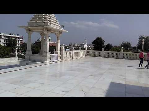 बिड़ला मंदिर , जयपुर ।