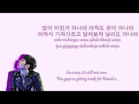 Go Crazy - 2PM Colour Coded Lyrics (HAN/ROM/ENG)