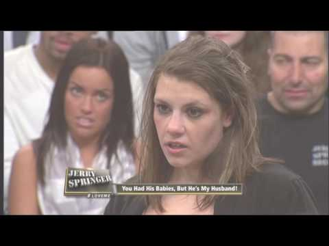 The Perfect Jerry Springer Episode! The Jerry Springer