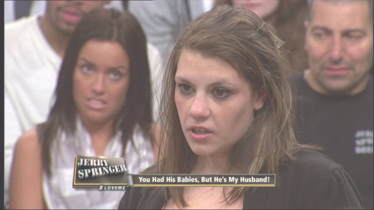 Jerry springer uncensored - 2 2