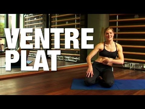 fitness master class exercices fitness pour ventre plat