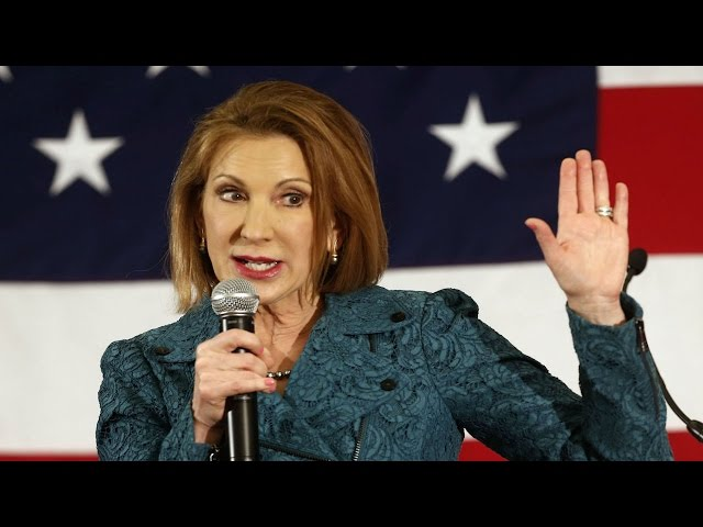 Carly Fiorina Made Up Horrible Story To Defund Planned Parenthood