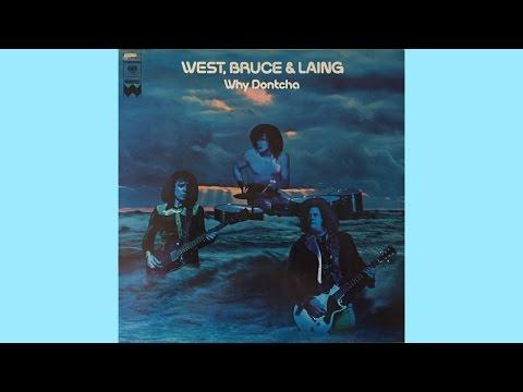 West Bruce & Lang - Why Dontcha (full album) (VINYL)