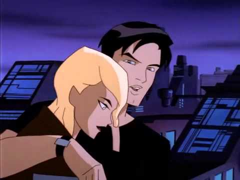 Batman Beyond Terry McGinnis Melanie Walker True Love