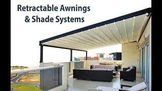 Best Retractable Awnings and Patio Covers! Lasp System