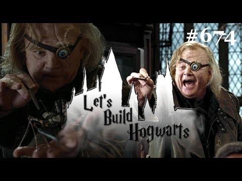 Wie mächtig ist der IMPERIUS Fluch?!   Let's Build Hogwarts #674
