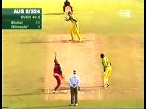 Hello cricket, meet baseball. Funkiest batting stance in cricket!