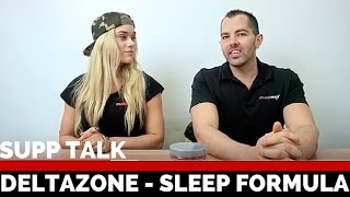 Deltazone Night Time Sleep Formula - The Breakdown Review