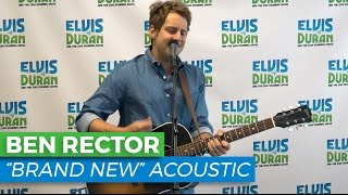 "Ben Rector - ""Brand New"" Acoustic 