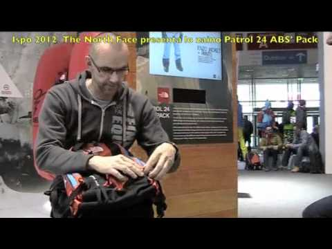 d388ad1e17 THE NORTH FACE PATROL 24 ABS PACK - YouTube