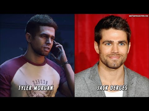 Need For Speed Payback Characters Voice Actors