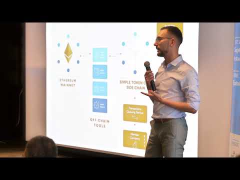 Simple Token Technical Talk: Blockchain & Side-Chain Process