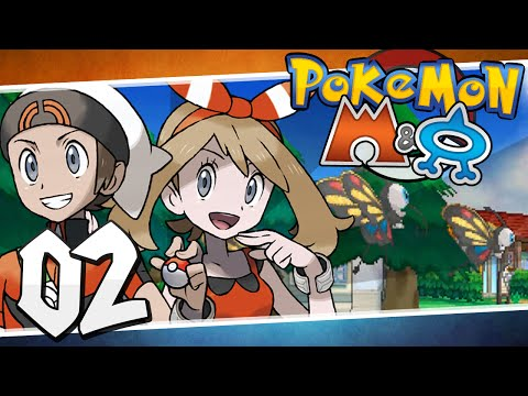 Pokémon Omega Ruby and Alpha Sapphire - Episode 2   Rival Battle and DexNav!