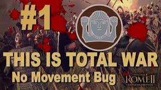 THIS IS TOTAL WAR - Rome II Imperator Augustus - Marcomanni #1