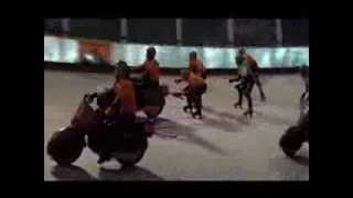 Rollerball tráiler en castellano
