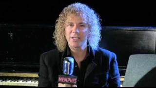 Memphis The Musical: David Bryan Commercial