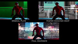The Amazing Spider-Man 2 - Behind The Scenes VFX