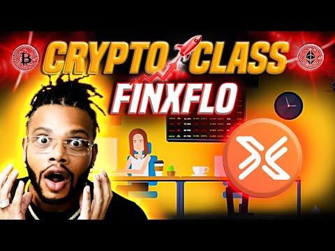 CRYPTO CLASS: FINXFLO | GLOBAL CRYPTO BROKERAGE | ELIMINATING MARKET DISTORTIONS | FAIR TRADING