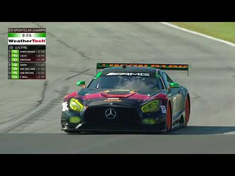 2017 Motul Petit Le Mans Qualifying