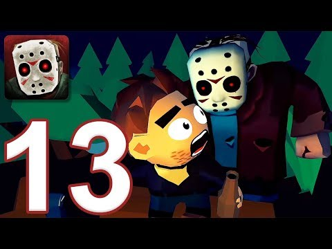 Friday The 13th: Killer Puzzle - Gameplay Walkthrough Part 13 - All Chapters/Episodes (iOS, Android)