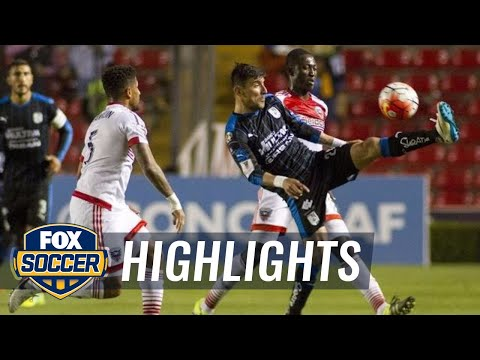 Queretaro vs. DC United | CONCACAF Champions League Highlights
