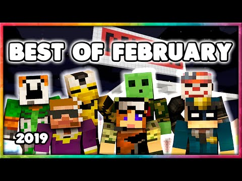 The Crew's Best of February 2019! (Funny Moments Montage)