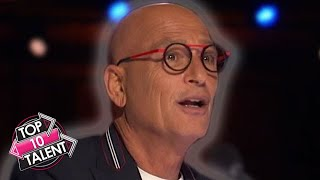 10 BEST Auditions On WEEK 7 Of America's Got Talent 2021!