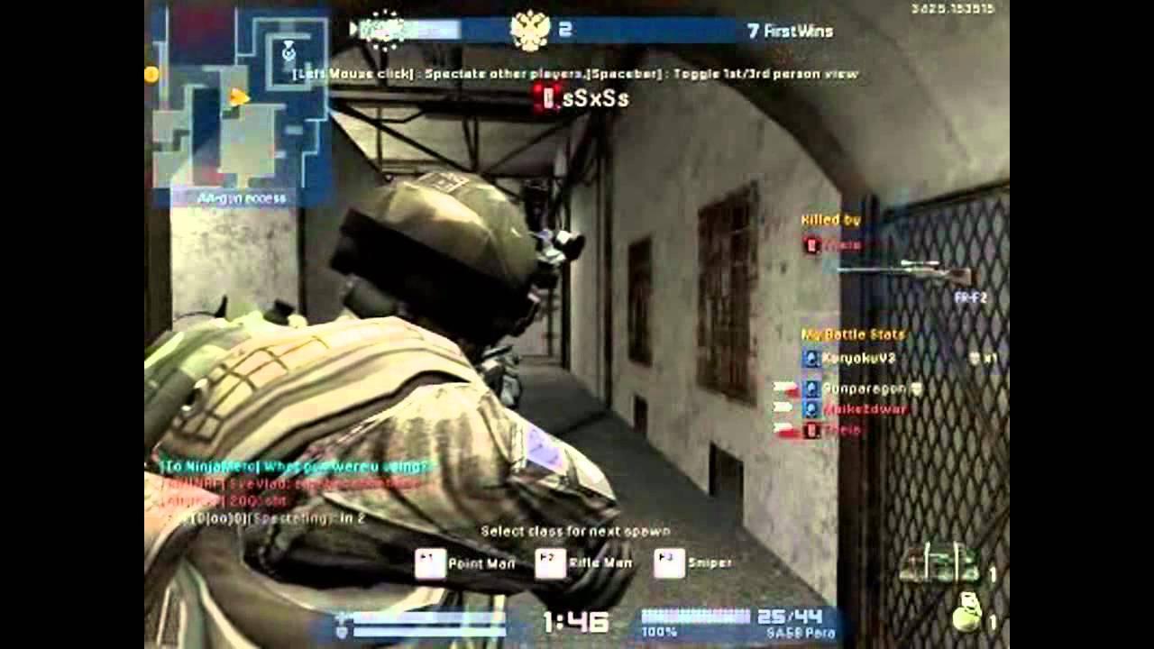 Download [AVA] Sg556 Gameplay: Demolition