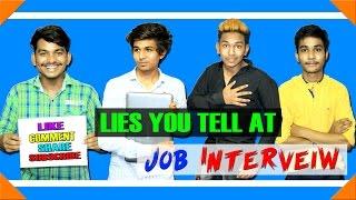 'Job Interview' Short Comedy Skit | Warangal Diaries | Hilarious Humour.
