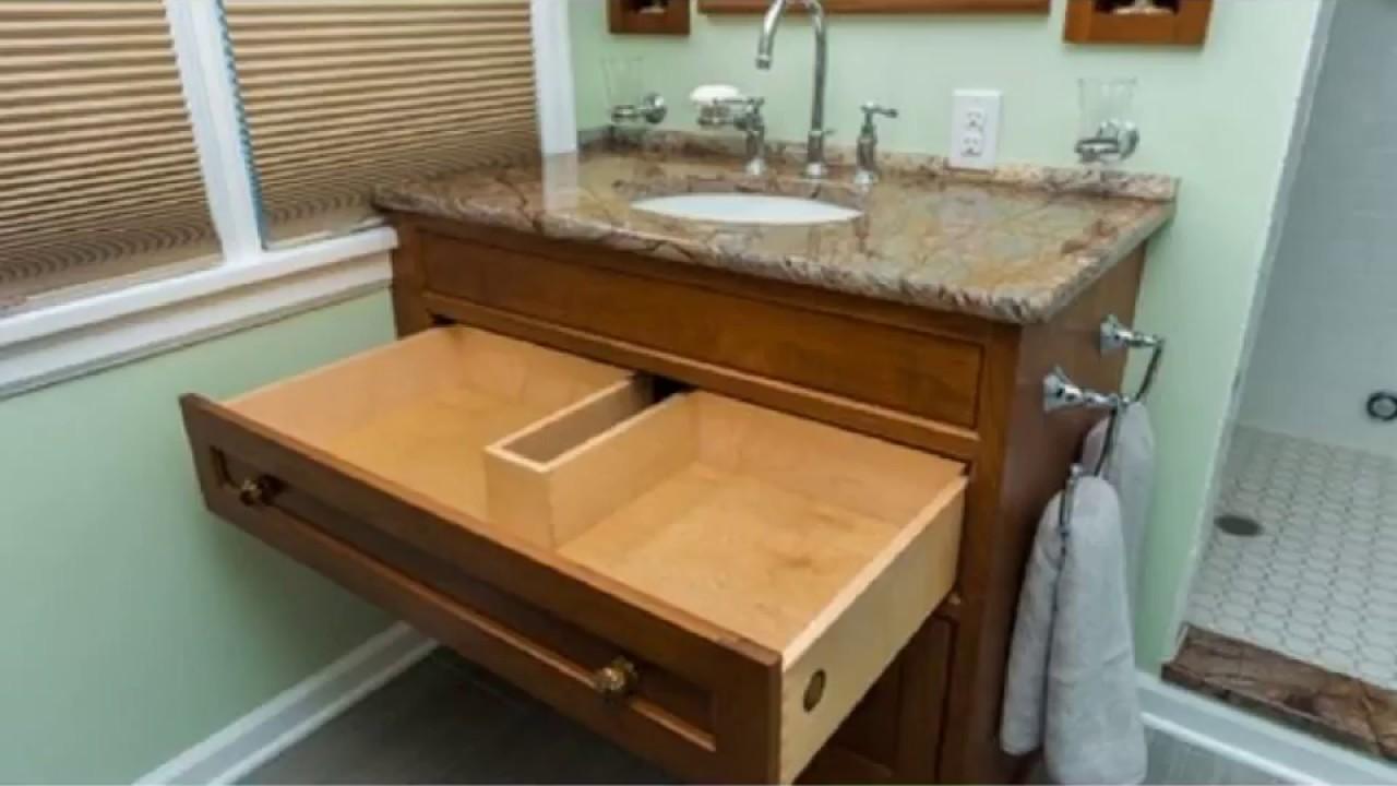 Bathroom Vanity With Drawers Under Sink