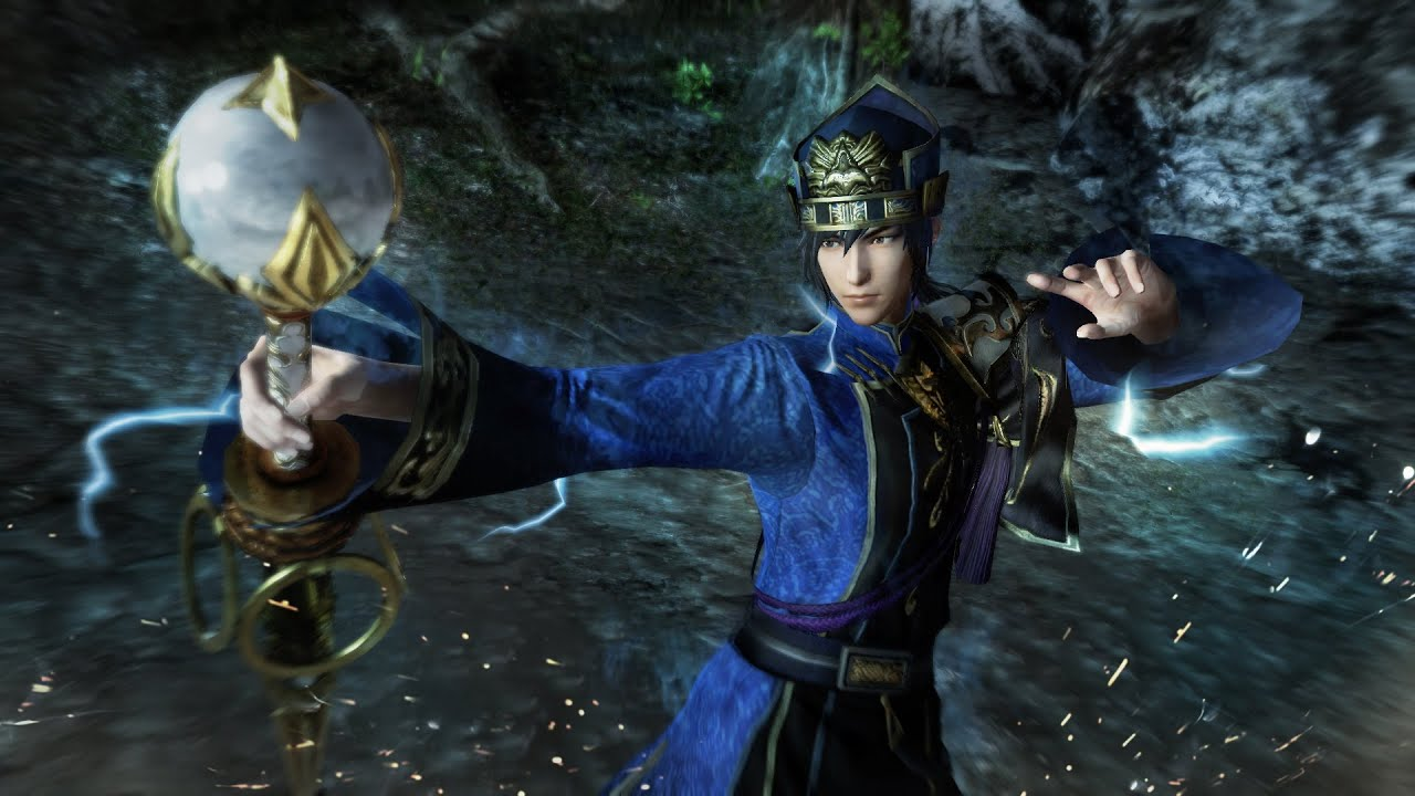 how to get weapon scrolls dynasty warriors 9
