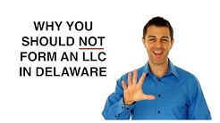 6 Reasons Why You Shouldn't Form an LLC in Delaware (for U.S. residents)