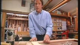 david shows how to make a Display Cabinet.
