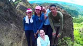#voyaJERYLL JKL climbing Mt. Batulao