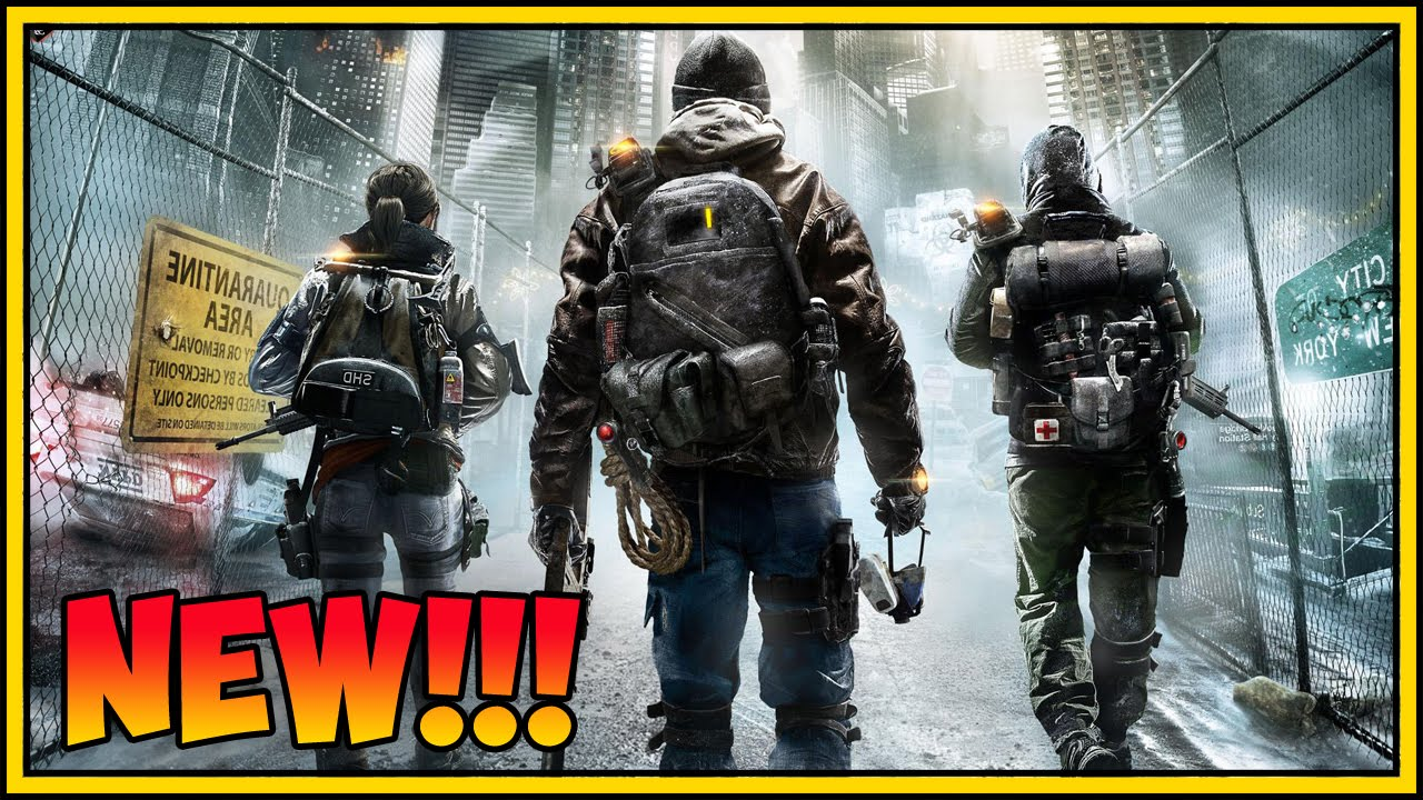 The Division Gameplay Part 1 | Tom Clancy's The Division ...