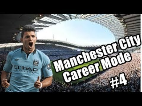 Fifa 17 Careers Mode W/Manchester City- Играем Срещу Real Madrid